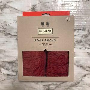 Adult Hunter Tall Boot Socks